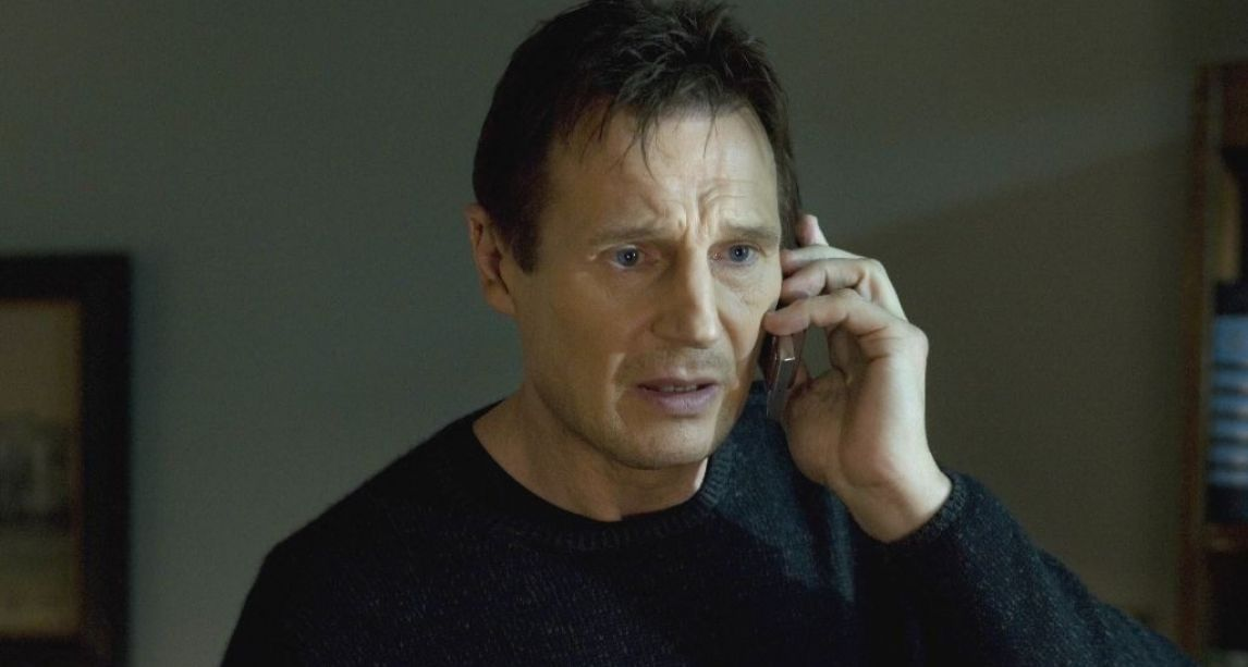 Liam Neeson starring in new action thriller from the writer of 'Armageddon'