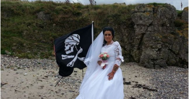 Irish woman who married ghost of 300-year-old pirate says they have split up | The Irish Post