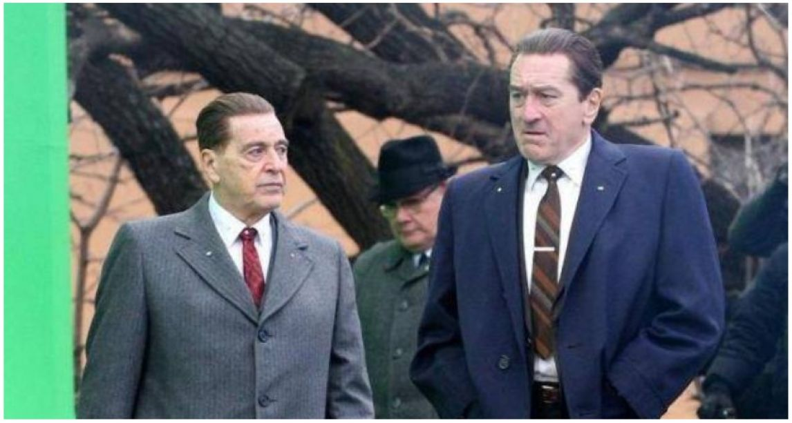 The Irishman On Netflix and Everything We Know About Al Pacino's Character Jimmy Hoffa