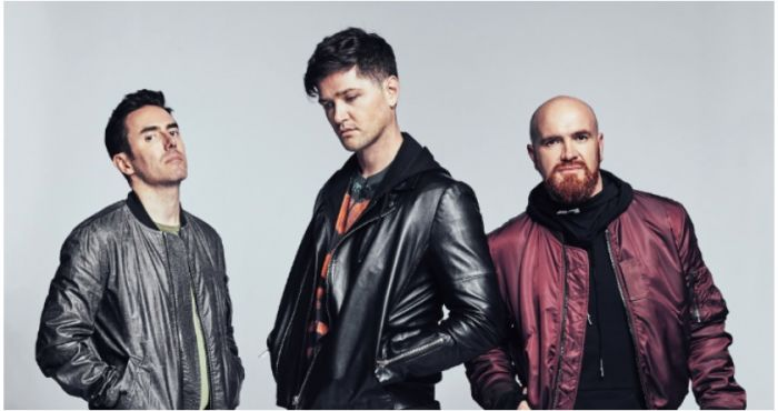 The Script's Danny O'Donoghue opens up about mental health battles
