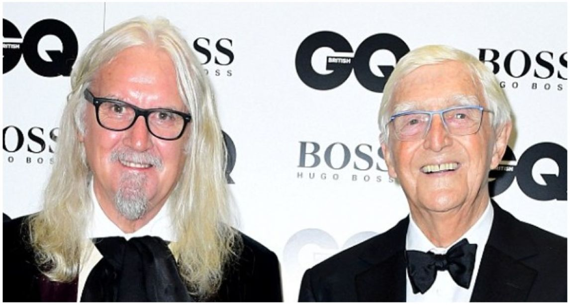 Billy Connolly slams Michael Parkinson for 'sh*tty' comments about his 'dulled brain' due to Parkinson's disease and says they haven't spoken since