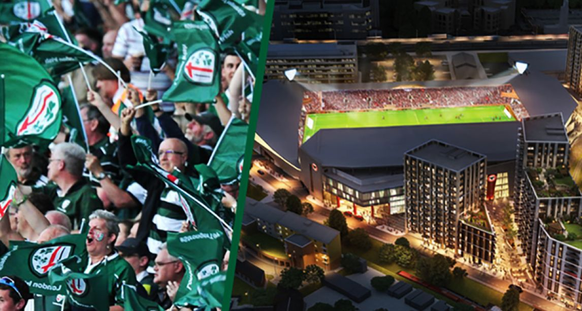 London Irish to make long-awaited return to the capital as rugby club confirm ground share with Brentford