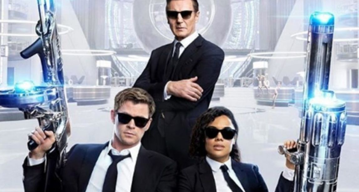 Has Liam Neeson's role in Men in Black: International just been revealed?