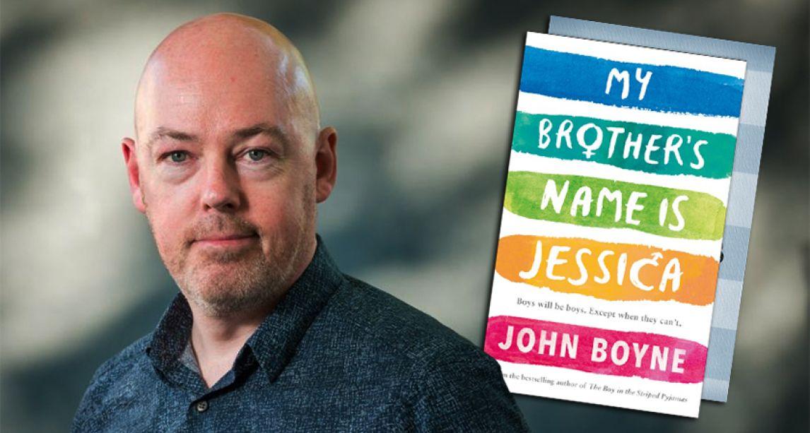 Transgender activists call for boycott of Irish author John Boyne over 'offensive' new book