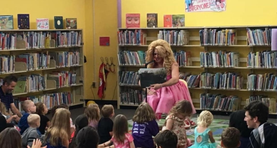 Dublin drag act where performers read stories to children cancelled amid 'safety concerns'