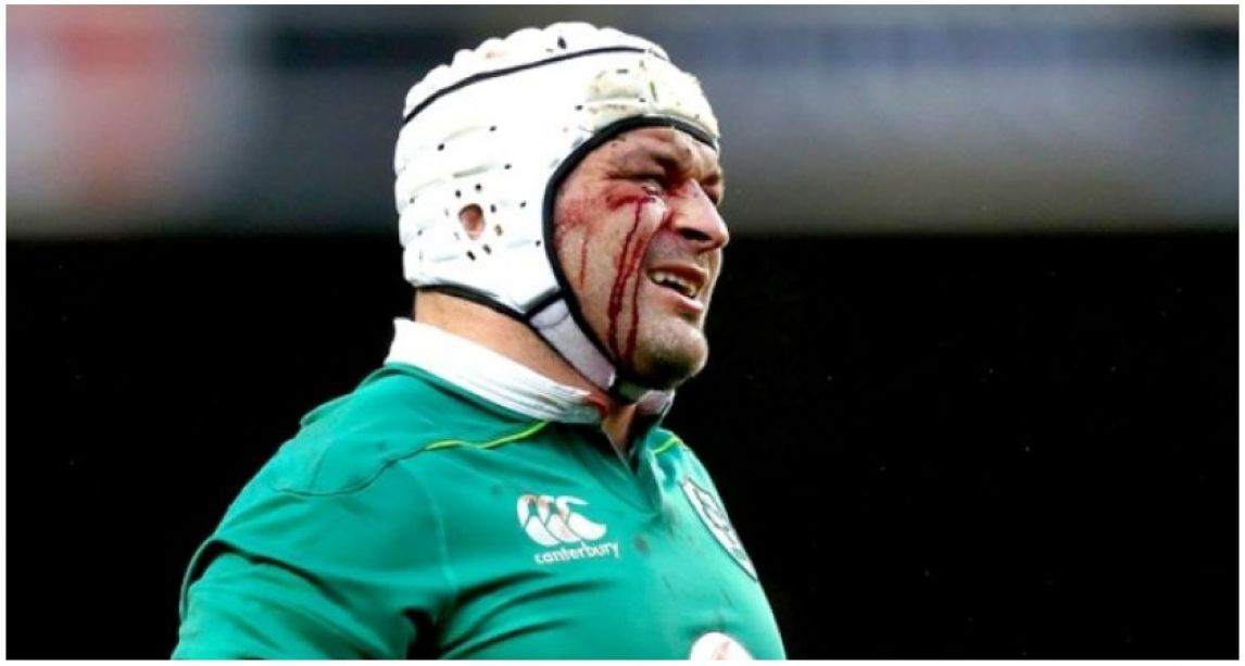 Ireland captain Rory Best to retire from rugby after World Cup