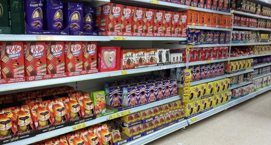 Irish healthcare expert says kids should only eat one chocolate egg over Easter