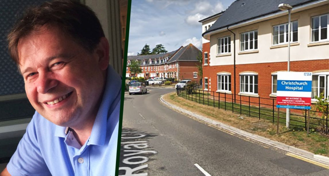 Irish doctor suspended by UK hospital after helping injured wife jump queue at busy A&E department