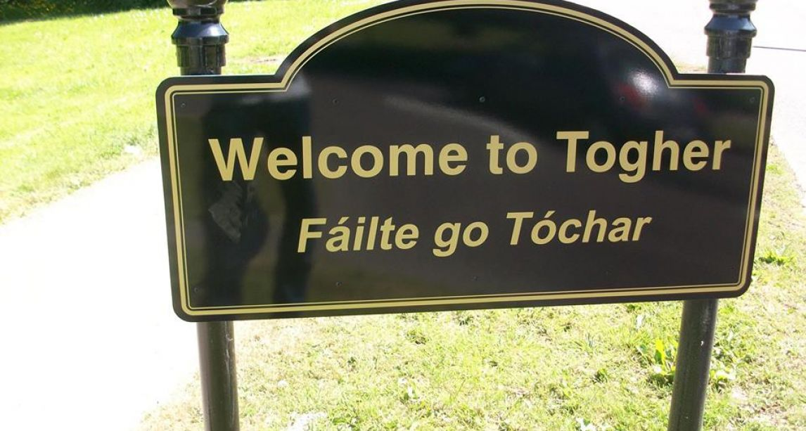 Irish suburb gains international recognition thanks to hilarious South African election campaign typo