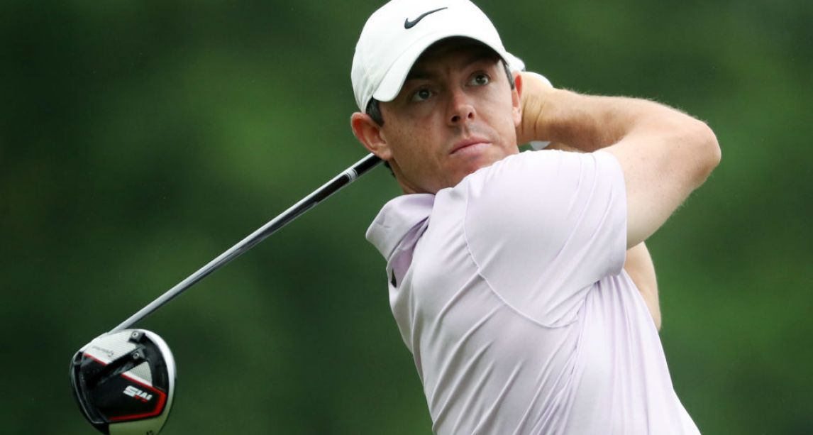 Rory McIlroy says he's 'excited to play for Ireland' at the Olympics in 2020