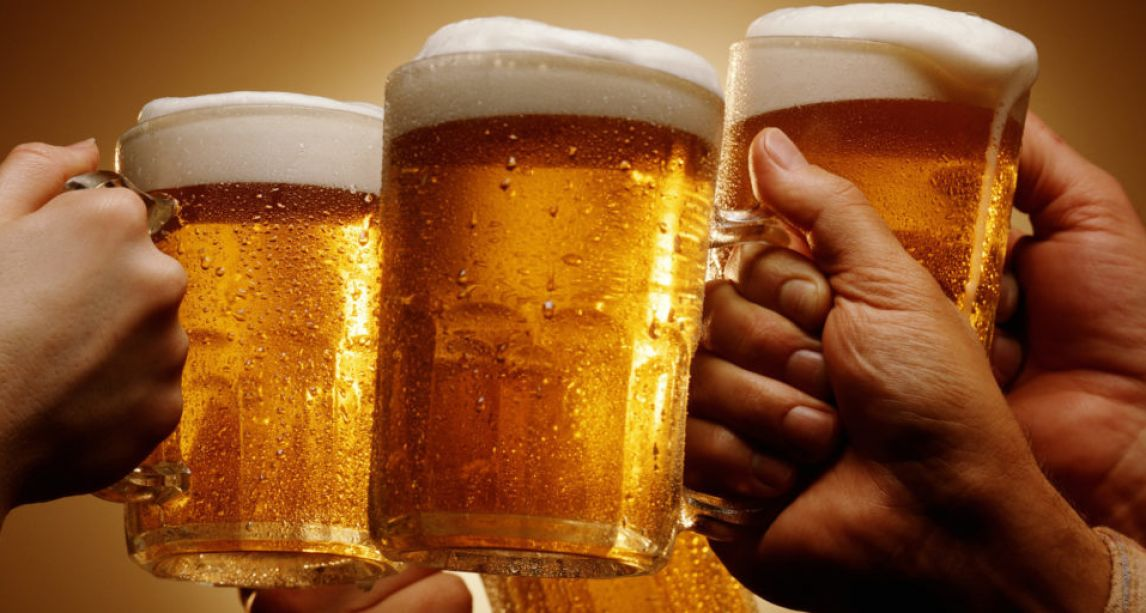 Britain are bigger boozers than Ireland - it's official