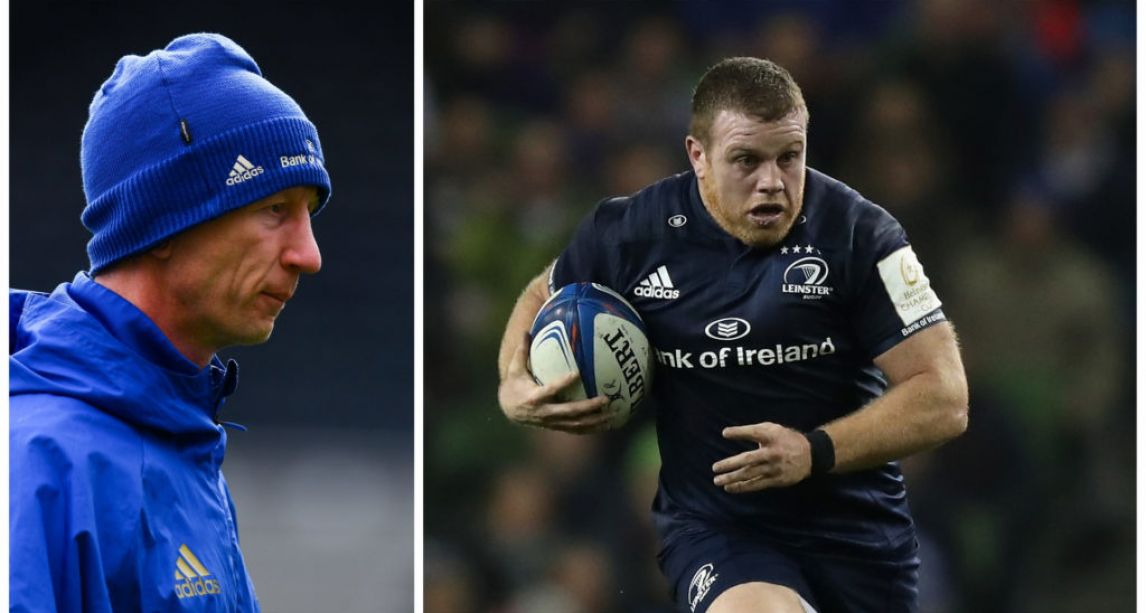 Sean Cronin to return as Leinster boss Leo Cullen names an unchanged side for tomorrow's European Champions Cup final against Saracens