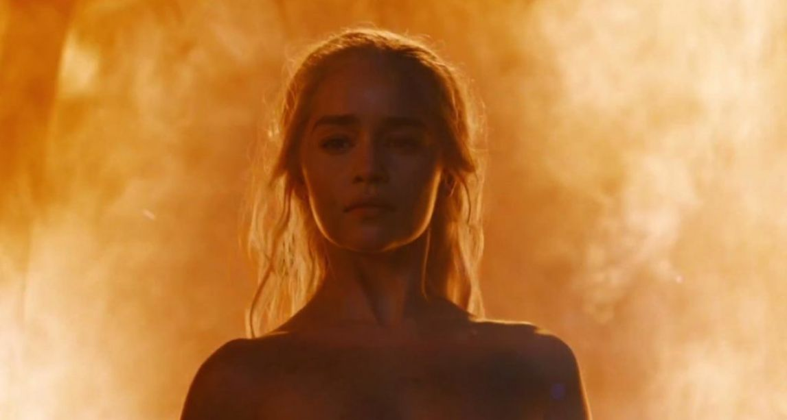 'I'm sick and tired of it' - Emilia Clarke slams constant questions over Game of Thrones nude scenes