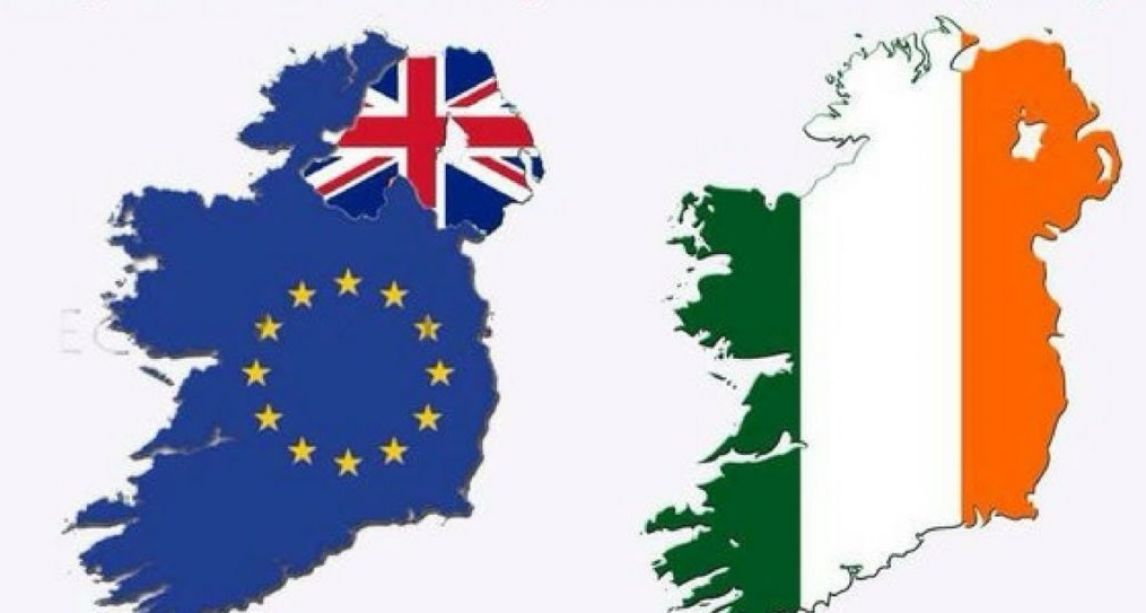 Exit polls show that 77% of voters are in favour of 'United Ireland'