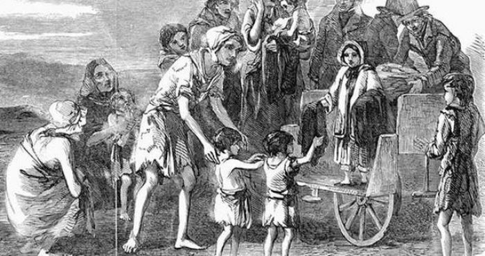 Irish Famine should be taught alongside Holocaust in US schools says Irish American academic | The Irish Post