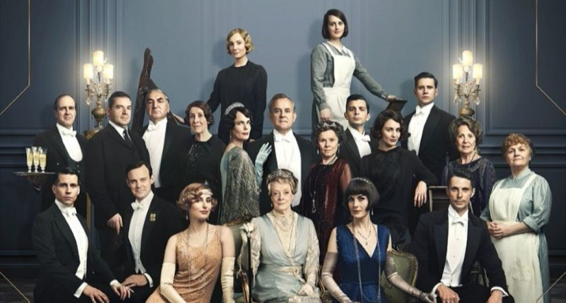 Downton Abbey prepares for visit of Royal family in first trailer for new film