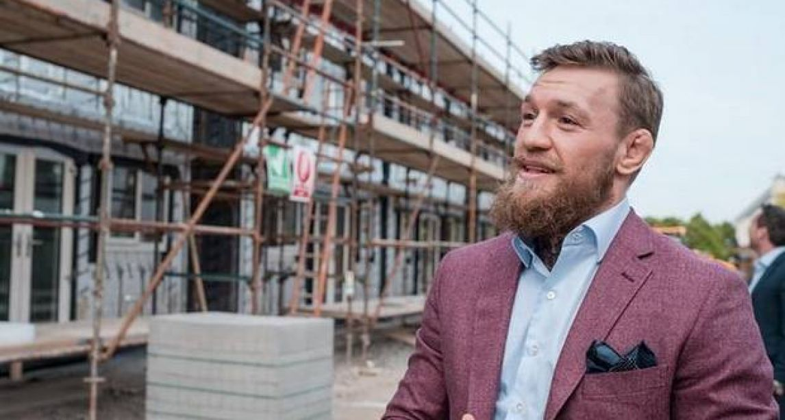 Charity to pay €3 million for Conor McGregor's housing development scheme for homeless families