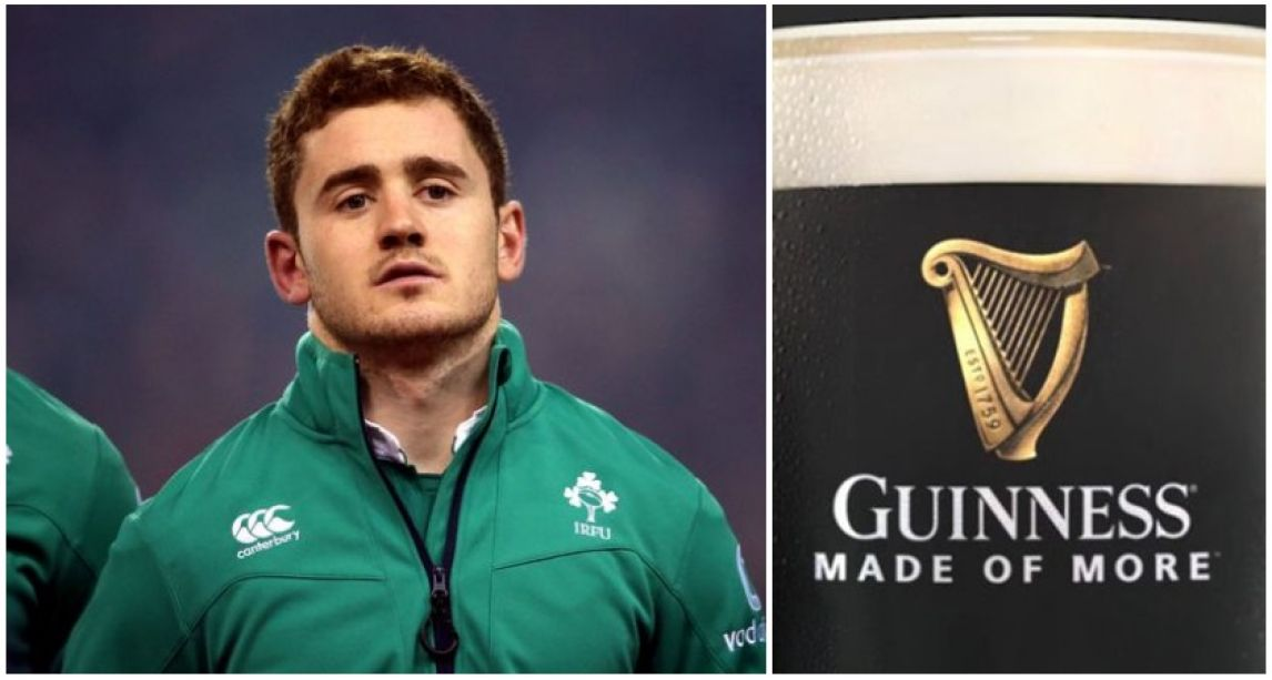 Guinness cancel their sponsorship of London Irish over Paddy Jackson transfer