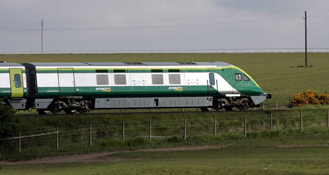 Irish Rail are giving 25 years of free travel to baby girl who was born on Galway to Dublin train