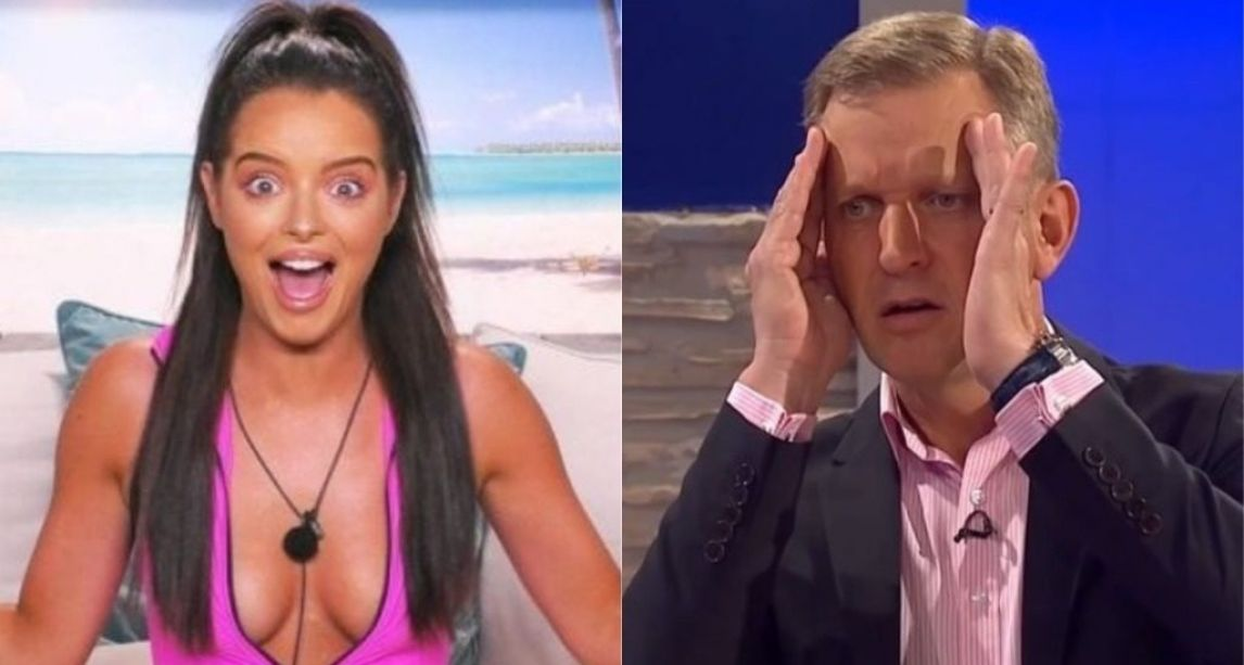 Irish Love Island star Maura Higgins tipped to replace Jeremy Kyle on The Jeremy Kyle Show
