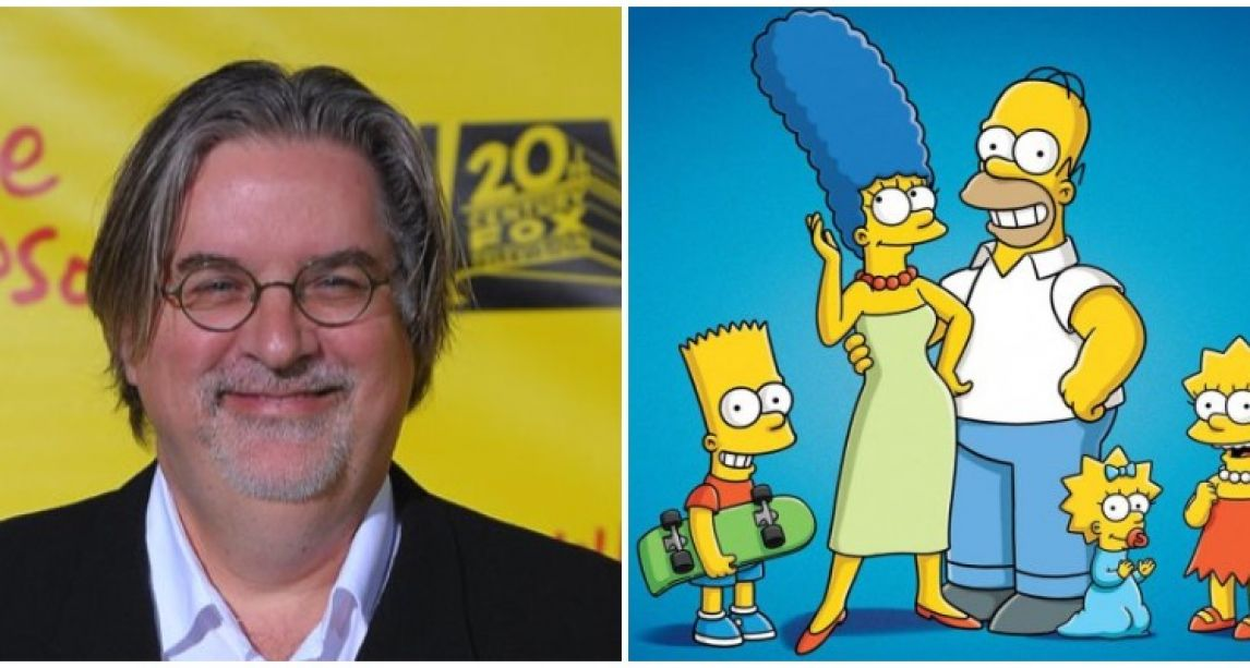 Matt Groening hints a Simpsons Movie sequel could be on the way