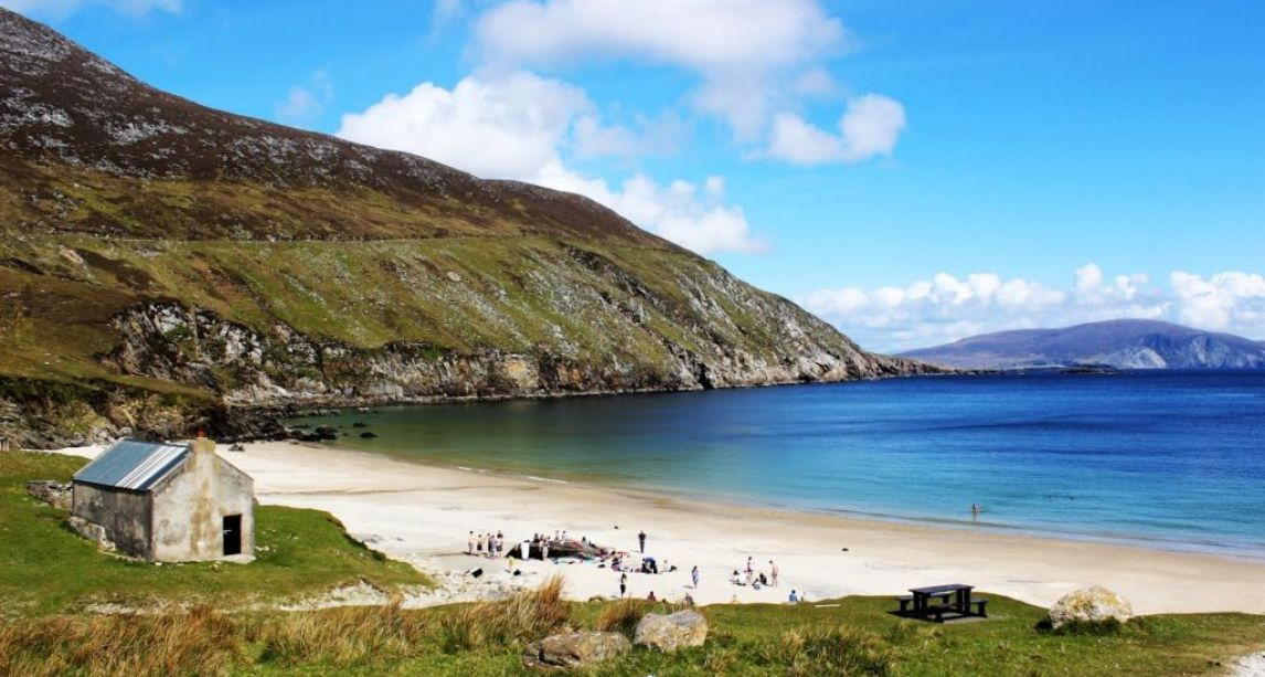 Mayo beach named 3rd best in the world, beating beaches in Greece and Polynesia
