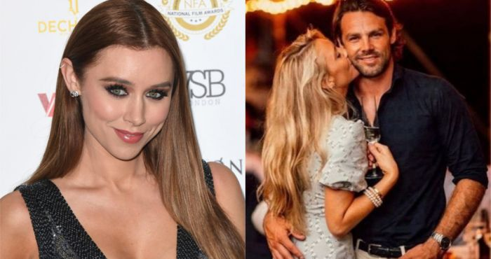 Una Healy's ex-husband remarries after TWO WEEKS of dating | The