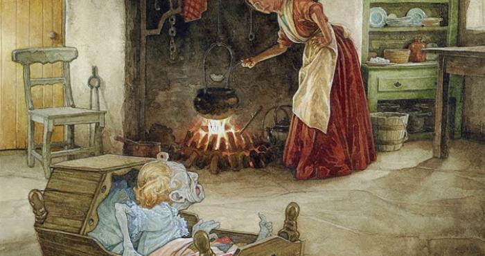 Exploring Irish Mythology: Changelings | The Irish Post