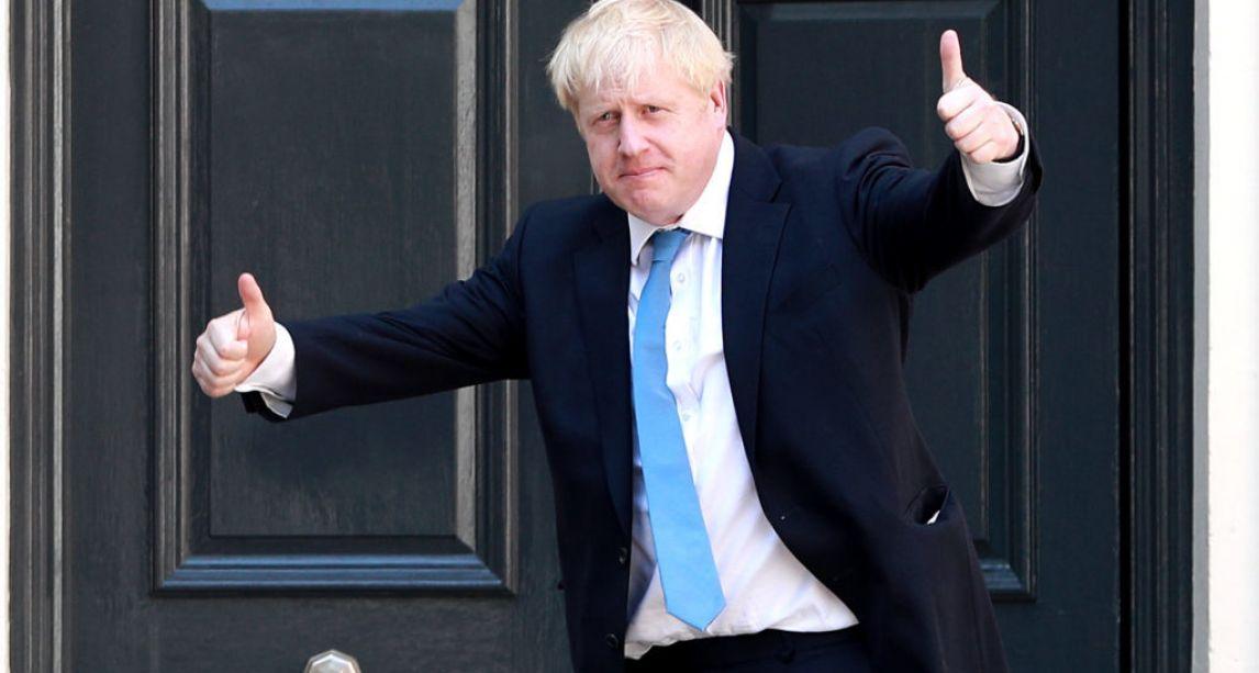 Boris Johnson calls Irish backstop 'anti-democratic' ahead of meeting with Angela Merkel