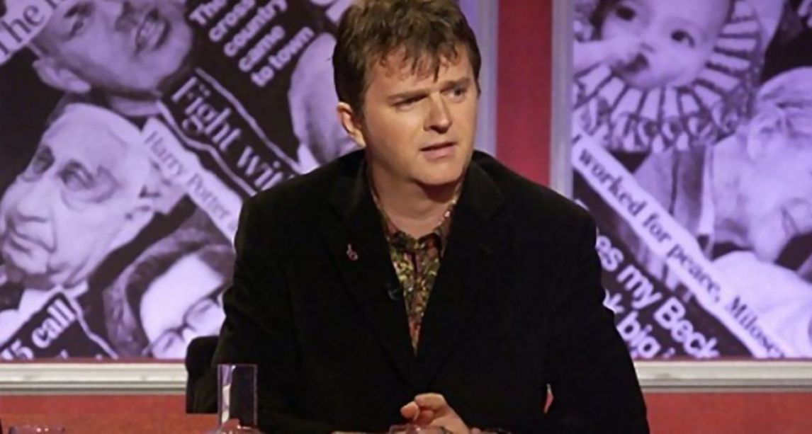 Paul Merton discovers his Irish grandfather fought for the British army and later joined the IRA