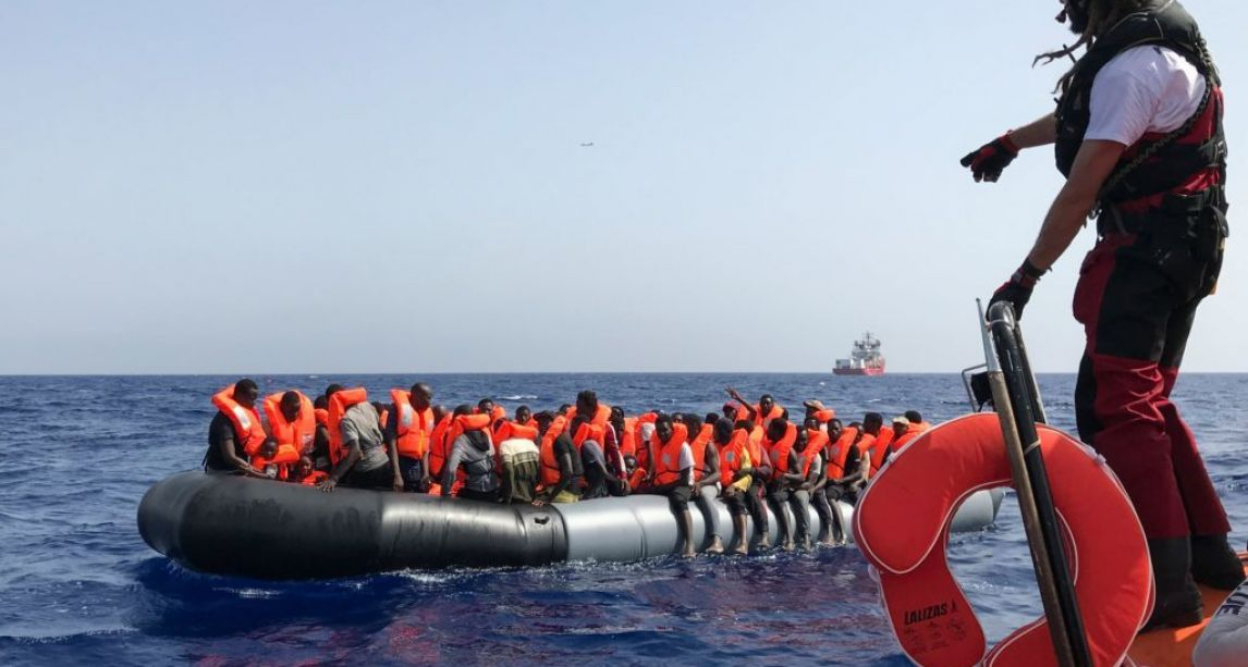 Ireland agrees to take in migrants stranded on Mediterranean rescue ship