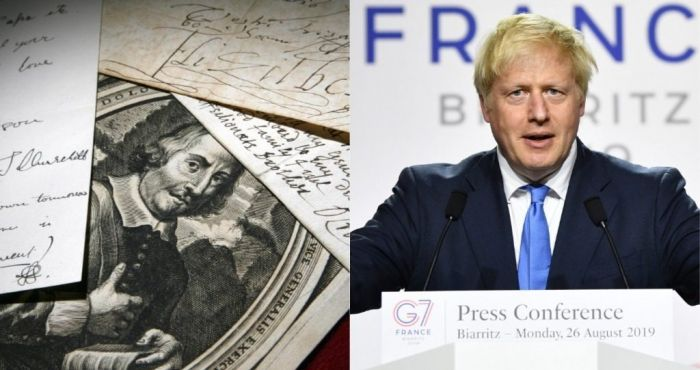 Irish minister courts controversy after comparing Boris Johnson to Oliver Cromwell | The Irish Post