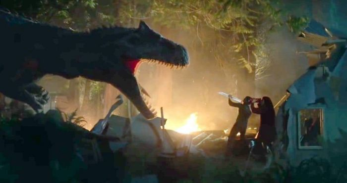 Top secret Jurassic World film shot in Ireland available to watch for free online now