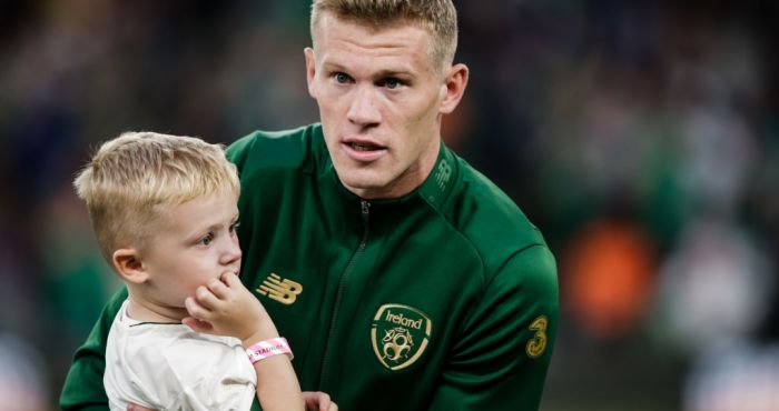 Ireland star James McClean awarded €71k after being labelled 'super provo' by ex-UUP councillor   The Irish Post