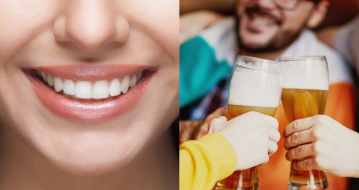 Study: Being forced to fake-smile at work can lead to binge drinking