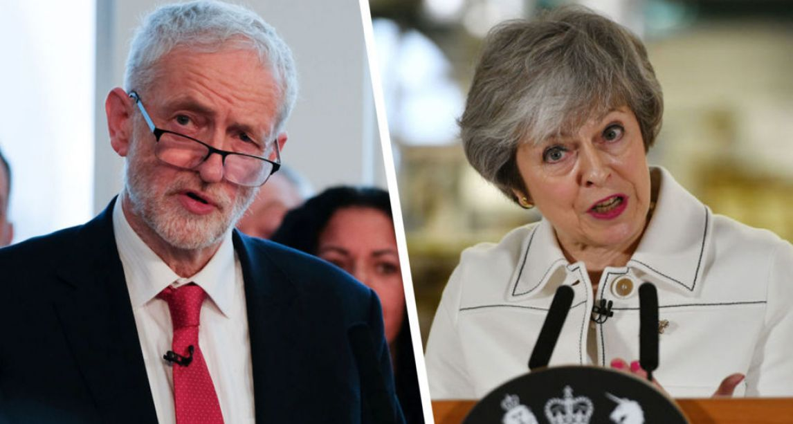 Labour table vote of no confidence in government follows May's Brexit defeat
