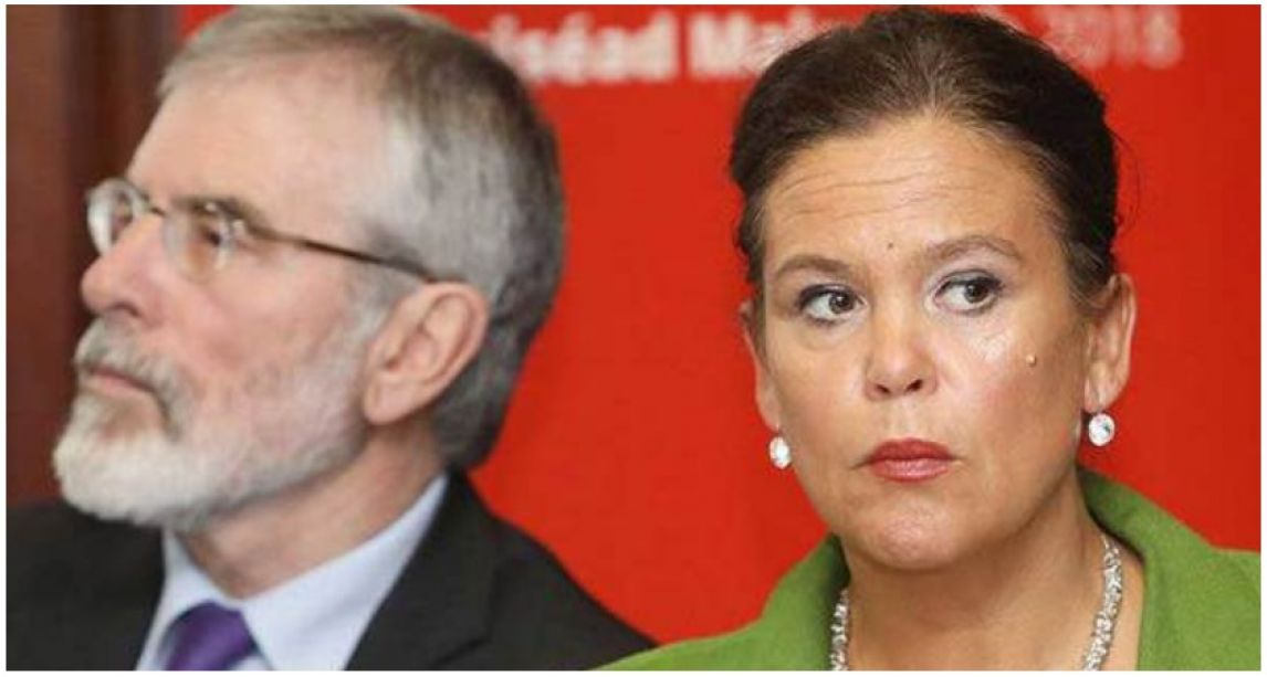 Sinn Féin launches scathing attack on British Government over its 'blatant disregard' for Ireland