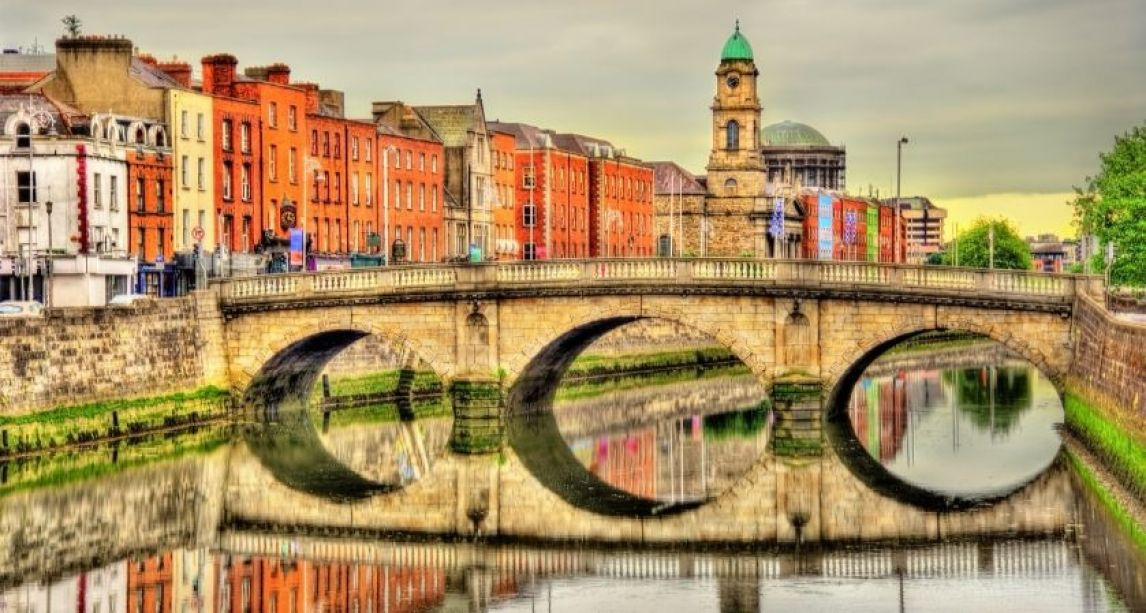 Dublin is the destination of choice for firms fleeing Brexit