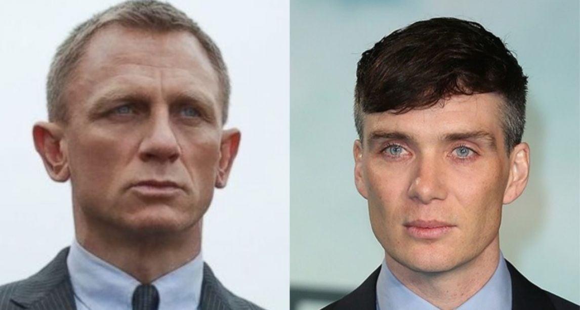 Cillian Murphy should replace Daniel Craig as James Bond, says 007 creator Ian Fleming's niece
