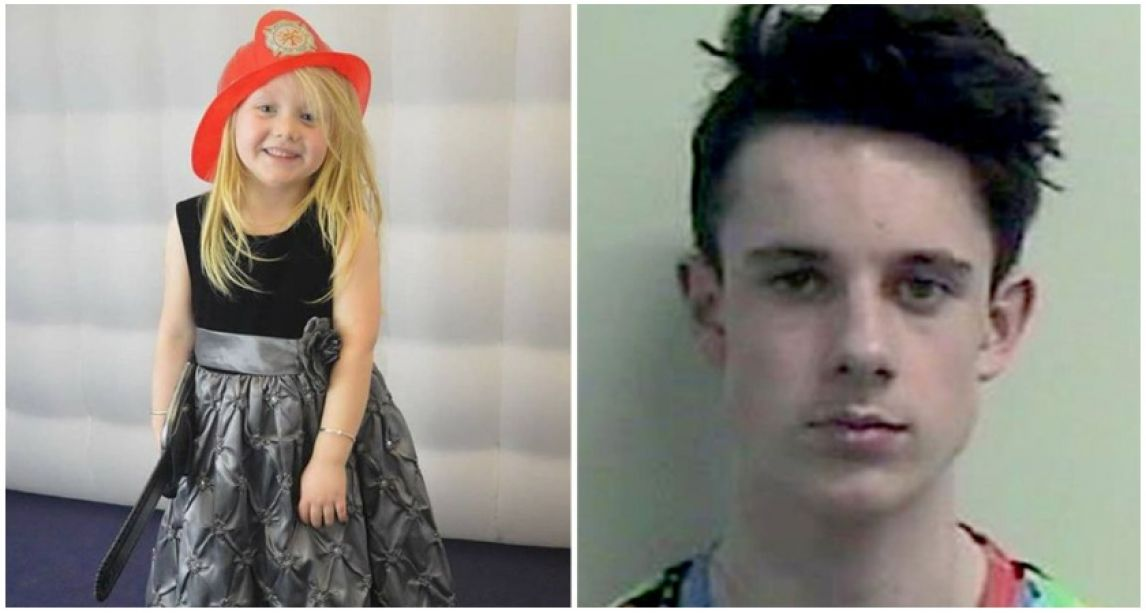 Alesha MacPhail killer Aaron Campbell sentenced to 27 years in jail after finally confessing to rape and murder of six-year-old