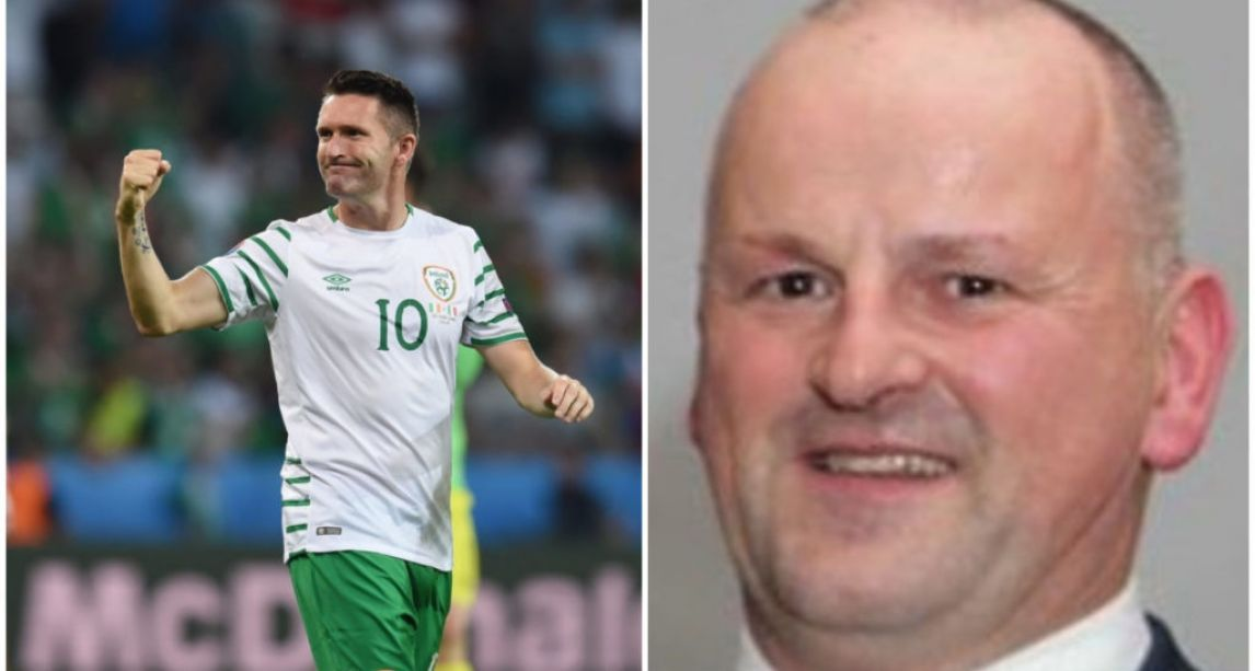 Robbie Keane to captain Ireland against Liverpool for Sean Cox fundraiser next month in Dublin