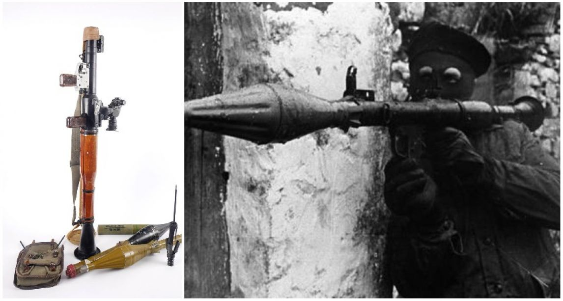 'It's part of history' – Irish auction house defends sale of IRA rocket-propelled grenade launcher