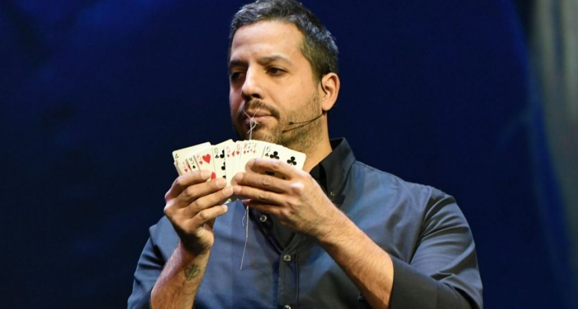 David Blaine announces first ever show in Ireland