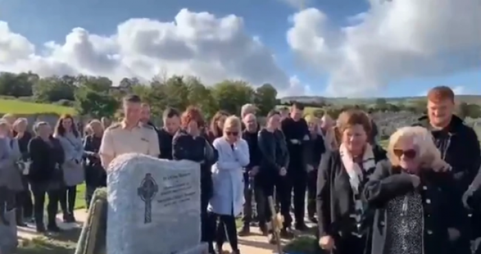 Daughter of Irishman who played prank at own funeral reveals how her dad came up with the gag