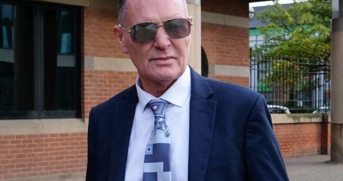 Paul Gascoigne accused of 'grabbing woman and sloppily kissing her' on train | The Irish Post