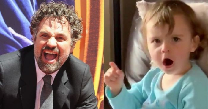 Mark Ruffalo reaches out to Belfast toddler who went viral with reaction to Incredible Hulk