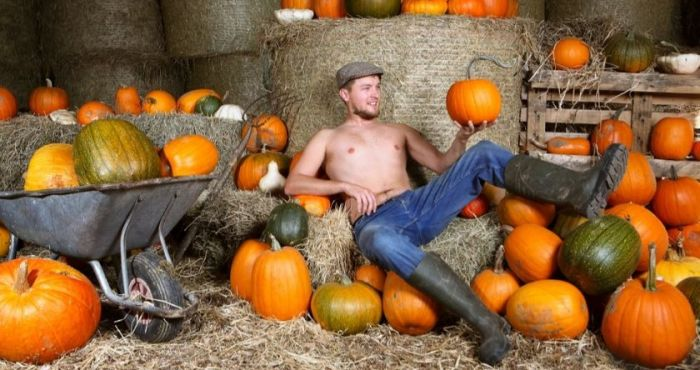 Ireland's sexiest farmers get down and dirty for Irish Farmer Calendar 2020