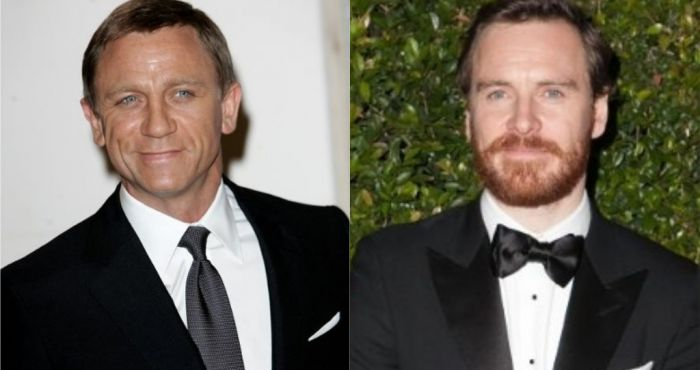 Michael Fassbender tipped to replace Daniel Craig as James Bond