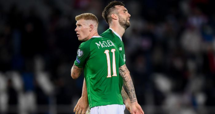 Battling Ireland secure point in Euro 2020 qualifier away to Georgia