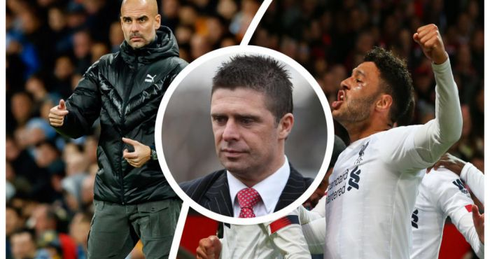 Niall Quinn says title is Liverpool's to lose but Champions League glory beckons for Manchester City this season